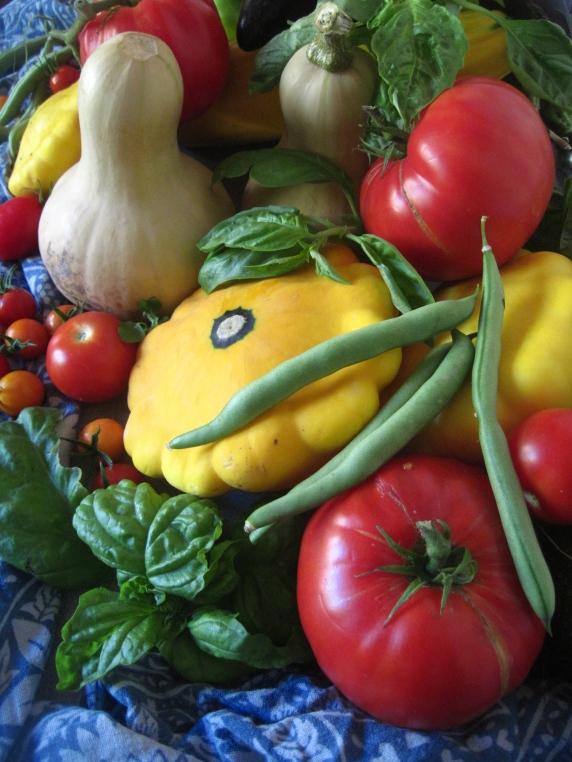 Garden veggies!
